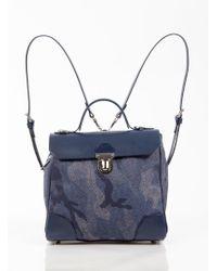 Jam Love London Hillside Urban Backpack - Blue