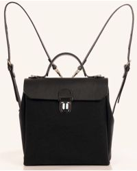 Jam Love London - Hillside Urban Backpack In All Black - Lyst