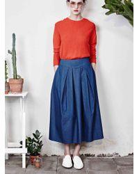 J.won - Midi Lolita Skirt- Last One - Lyst