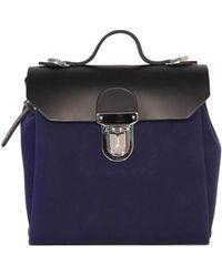 Jam Love London - Hillmini Messenger Backpack In Blueberry - Lyst