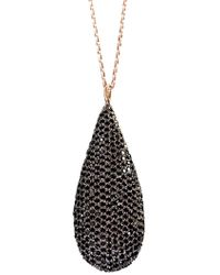 Maha Lozi - Moet Necklace - Last One - Lyst