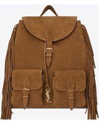ysl mens backpack