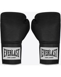 RIVE DROITE Everlast Boxing Gloves - Black
