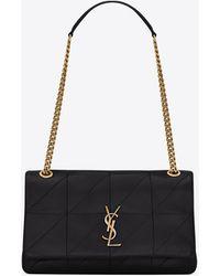 Saint Laurent Jamie 99 Shoulder Bag - Black