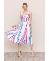 Yumi Kim Pretty Woman Dress - Multicolour