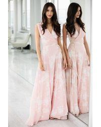 Yumi Kim - Sashay Away Maxi Dress - Lyst