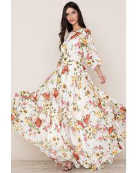 Yumi Kim Woodstock Maxi Dress - White