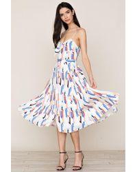 Yumi Kim Pretty Woman Dress - Blue