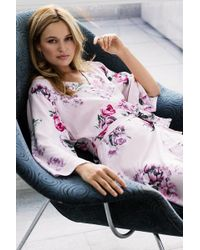 Yumi Kim Dream Lover Floral Robe - Pink
