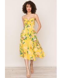 Yumi Kim - Pretty Woman Silk Dress - Lyst
