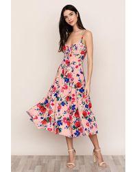 Yumi Kim Pretty Woman Dress - Pink