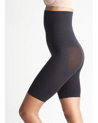 Yummie Cooling Fx® High Waist Thigh Shaper - Black