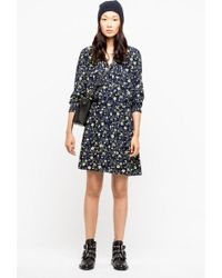 Zadig & Voltaire - Remus Print Flower Dress - Lyst
