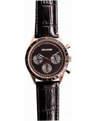 Zadig & Voltaire - Master Black 36 Watch - Lyst