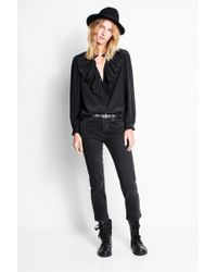 Zadig & Voltaire - Tacco Shirt - Lyst