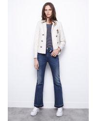 Zadig & Voltaire Plaire Jeans - Blue