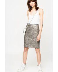 Zadig & Voltaire Joan Sequins Skirt - Multicolour