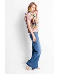 Zadig & Voltaire Plume Jeans - Multicolour