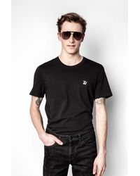 Zadig & Voltaire Ted T-shirt - Black