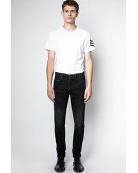 Zadig & Voltaire David Eco Jeans - Black