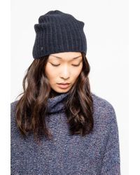 Zadig & Voltaire - Caid Deluxe Cachemire Hat - Lyst