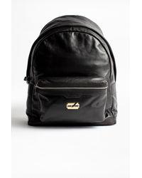 Zadig & Voltaire Tasche Jordan - Schwarz
