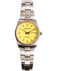 Zadig & Voltaire - Yellow Strass Fusion Watch 36 - Lyst
