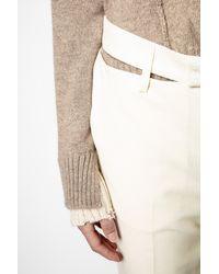 Zadig & Voltaire Pantalon Night Wool Tech - Neutre