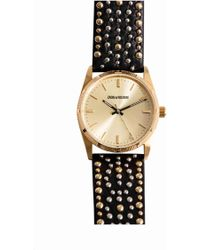 Zadig & Voltaire - Gold Fusion Watch 36 - Lyst