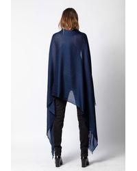 Zadig & Voltaire - Nuage Message Scarf - Lyst