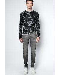 Zadig & Voltaire David Eco Jeans - Grey