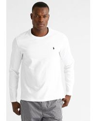 Polo Ralph Lauren | Crew Pyjama Top | Lyst