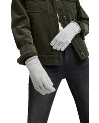 Esprit Fingerhandschuh - Grau