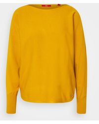 S.oliver Jumper - Yellow