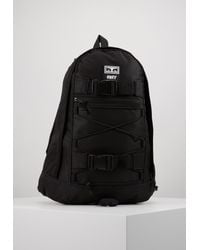 Obey Conditions Utility Day Pack - Rucksack - Black
