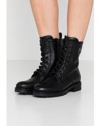 Bogner New Meribel - Lace-up Ankle Boots - Black