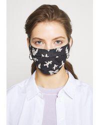 Florence Bridge FACE MASK - Masque en tissu - Noir