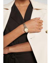 Timex Waterbury Dial Bracelet - Watch - Metallic