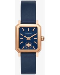 Tory Burch The Robinson - Watch - Blue