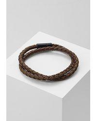 Tateossian CHELSEA - Bracelet - Marron