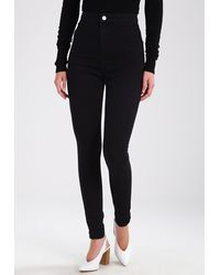 Noisy May - NMELLA SUPER - Jeans Skinny Fit - Lyst