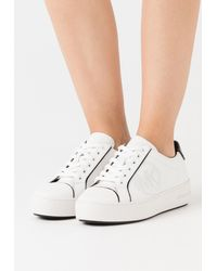 MICHAEL Michael Kors Kirby Lace Up - Trainers - White
