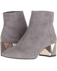 8e7b0ef784e6 Pelle Moda - Umiko (steel Suede) Women's Shoes - Lyst