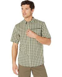 Arc'teryx Kaslo Shirt Short Sleeve Clothing - Green
