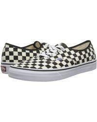 0122c0d2a3 Vans - Authentictm ((pig Suede) Darkest Spruce true White) Skate Shoes