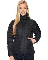 98ab89e78 Mountain Hardwear Packdown Vest (dark Zinc) Women's Vest in Blue - Lyst
