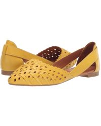 Spring Step Delorse - Yellow