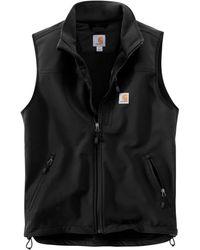 Carhartt Big Tall Denwood Vest Vest - Black