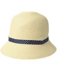 Lauren by Ralph Lauren   Packable Classic Cloche Hat   Lyst