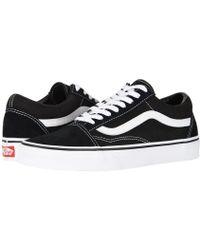 Vans - Old Skooltm Core Classics (true White) Shoes - Lyst